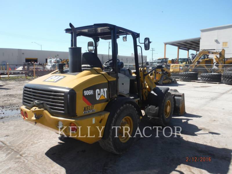 Caterpillar ÎNCĂRCĂTOARE PE ROŢI/PORTSCULE INTEGRATE 906H2 equipment  photo 5