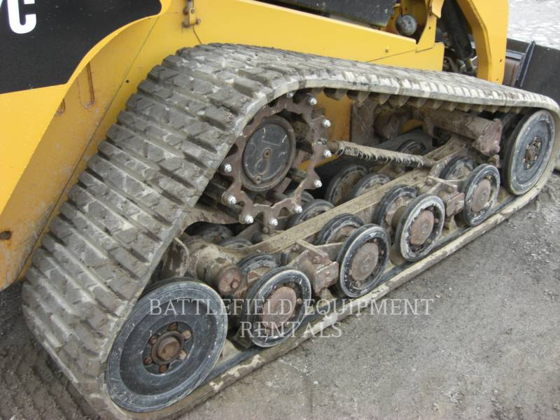 CATERPILLAR CARGADORES MULTITERRENO 297C equipment  photo 8