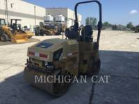 CATERPILLAR TANDEMVIBRATIONSWALZE, ASPHALT CB24 equipment  photo 1