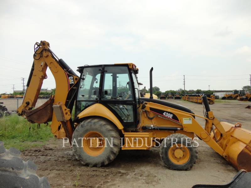 CATERPILLAR BACKHOE LOADERS 430EST equipment  photo 4