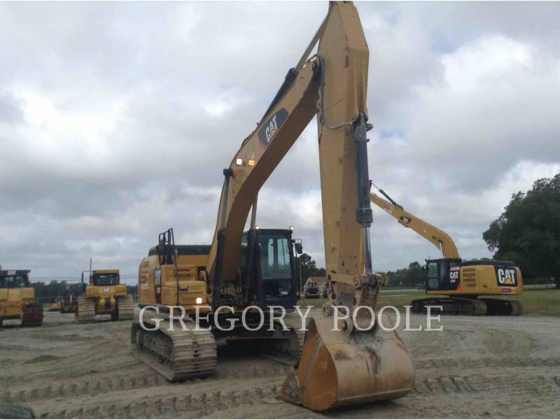CATERPILLAR PELLES SUR CHAINES 329FL equipment  photo 3