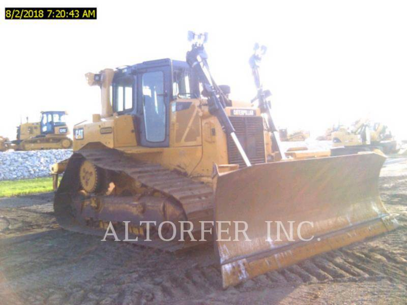 CATERPILLAR TRACTOREN OP RUPSBANDEN D6TLGPVP equipment  photo 3
