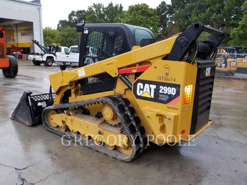 CATERPILLAR PALE CINGOLATE MULTI TERRAIN 299DXHP equipment  photo 8