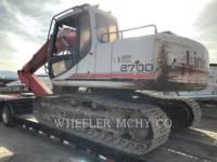 LINK-BELT CONST. EXCAVATOARE PE ŞENILE 2700 equipment  photo 1