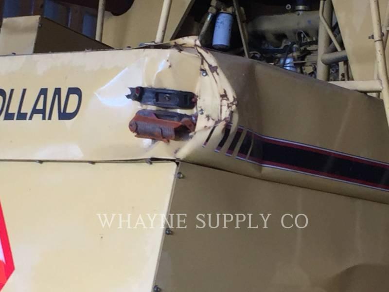 NEW HOLLAND LTD. COMBINADOS TR98 equipment  photo 3