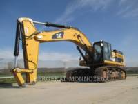 CATERPILLAR KETTEN-HYDRAULIKBAGGER 345D equipment  photo 4