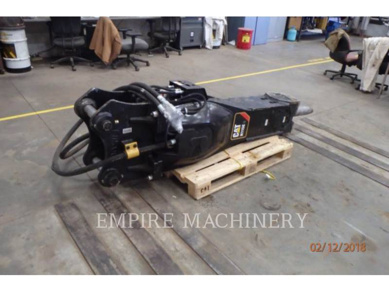 CATERPILLAR AG - HAMMER H115ES equipment  photo 2