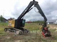 Equipment photo CATERPILLAR 521B FORESTRY - FELLER BUNCHERS - TRACK 1