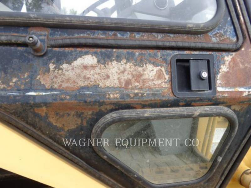 CATERPILLAR RETROEXCAVADORAS CARGADORAS 446B 4WDE equipment  photo 21