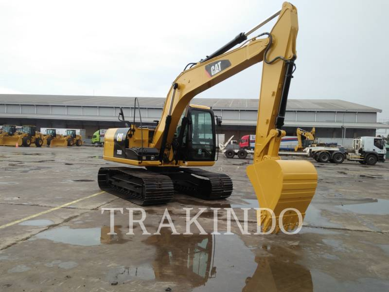 CATERPILLAR EXCAVADORAS DE CADENAS 313D equipment  photo 1
