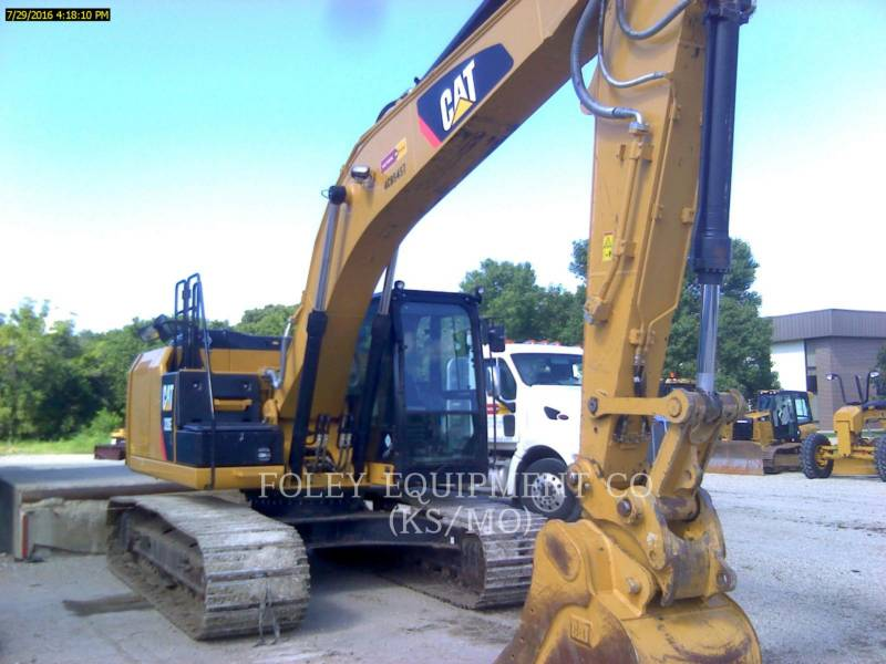 CATERPILLAR TRACK EXCAVATORS 320EL9 equipment  photo 1