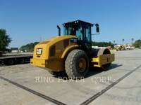 CATERPILLAR VIBRATORY SINGLE DRUM SMOOTH CS66B equipment  photo 3