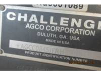 AGCO-CHALLENGER AG TRACTORS MT845E equipment  photo 14