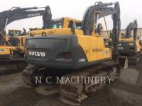 VOLVO CONSTRUCTION EQUIPMENT KETTEN-HYDRAULIKBAGGER EC140BLC equipment  photo 6