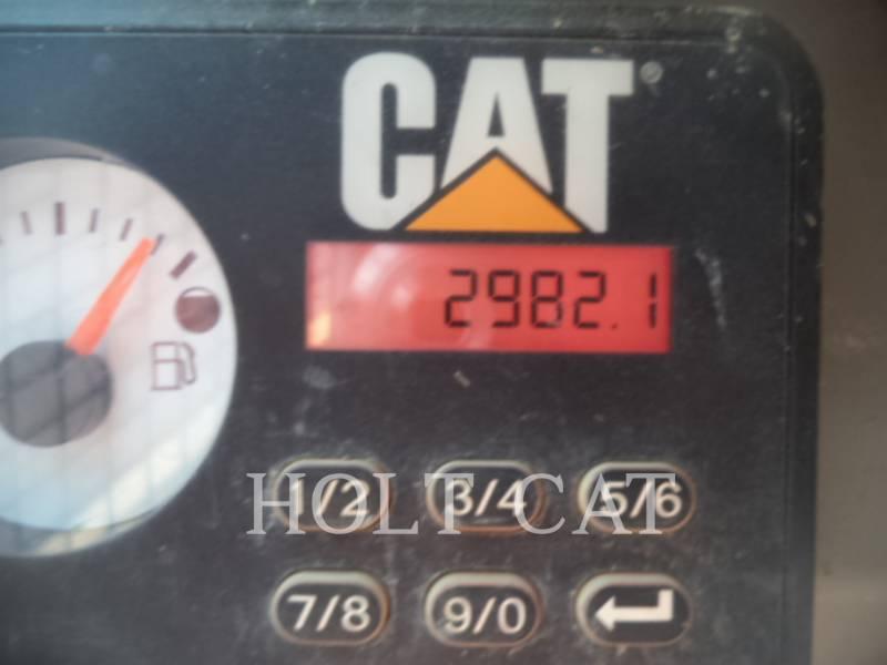 CATERPILLAR KOMPAKTLADER 262D equipment  photo 10