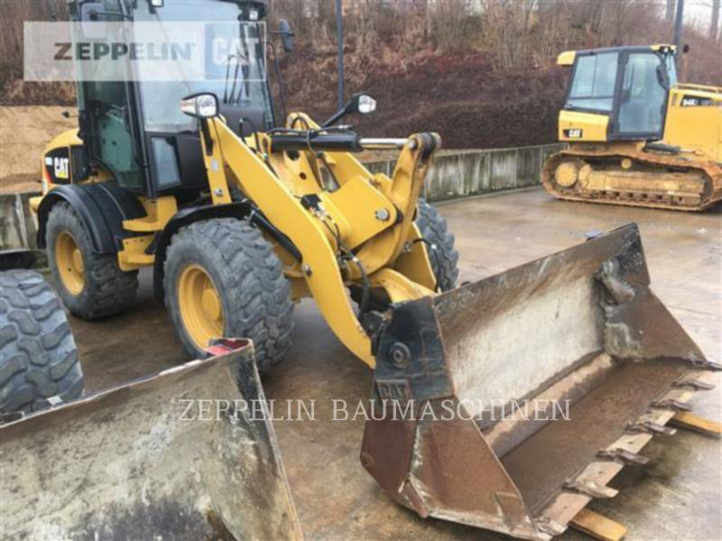 CATERPILLAR WHEEL LOADERS/INTEGRATED TOOLCARRIERS 908H equipment  photo 14