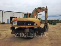 CATERPILLAR EXCAVADORAS DE RUEDAS M318C equipment  photo 4