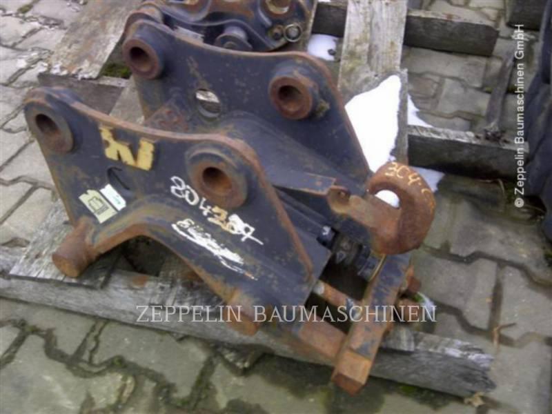 VERACHTERT AG - HECKBAGGER-ARBEITSGERÄT CW10-304.5 equipment  photo 5