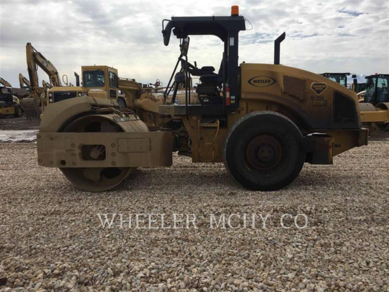 Caterpillar TAMBUR SIMPLU VIBRATOR PENTRU ASFALT CS54B C110 equipment  photo 5