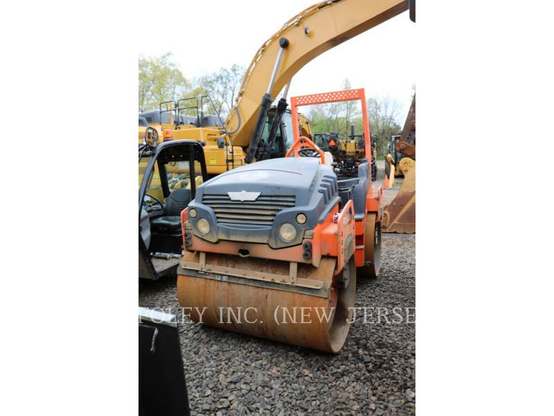 HAMM GMBH COMPACTADORES HD14W equipment  photo 1
