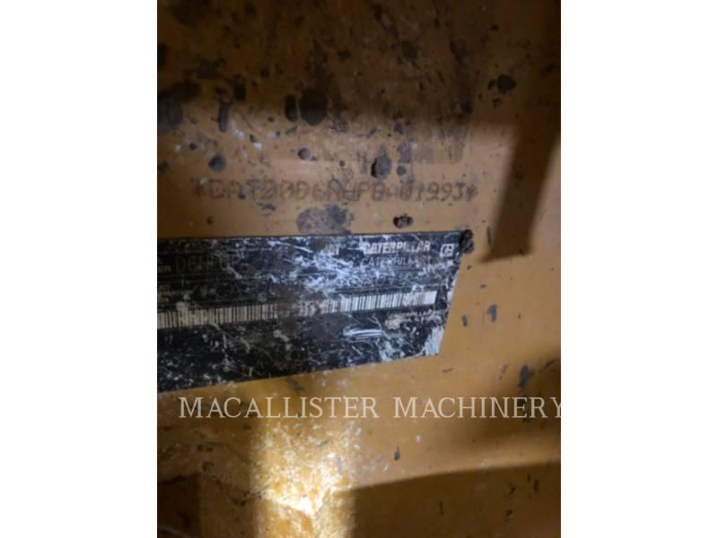 CATERPILLAR TRACK TYPE TRACTORS D6NLGP equipment  photo 5
