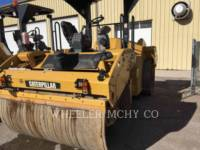 CATERPILLAR TANDEMVIBRATIONSWALZE, ASPHALT CB64 VV equipment  photo 1
