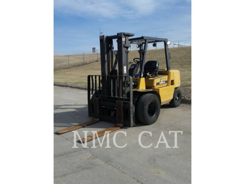 CATERPILLAR LIFT TRUCKS FORKLIFTS DP40KL1_MC equipment  photo 1