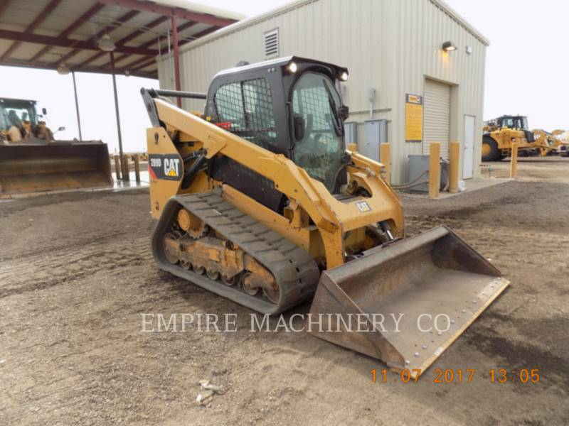 CATERPILLAR SKID STEER LOADERS 289D CA equipment  photo 4