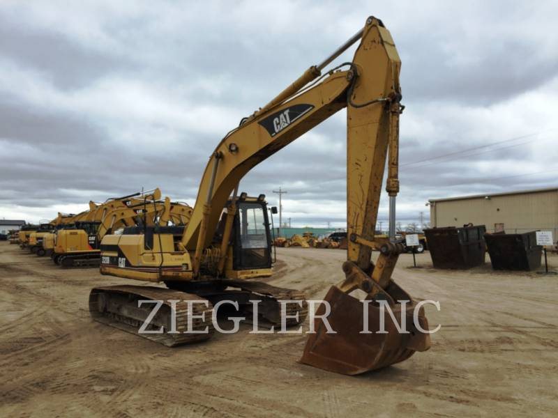 CATERPILLAR KETTEN-HYDRAULIKBAGGER 320BL equipment  photo 3
