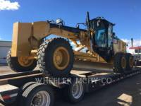 CATERPILLAR MOTONIVELADORAS 140M3 ARO equipment  photo 1
