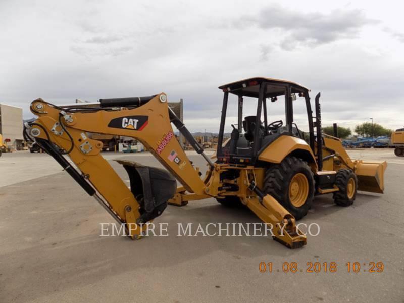 CATERPILLAR RETROEXCAVADORAS CARGADORAS 416F2 4EO equipment  photo 2