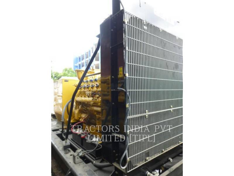 GENSET STATIONARY - NATURAL GAS G3412TA equipment  photo 9