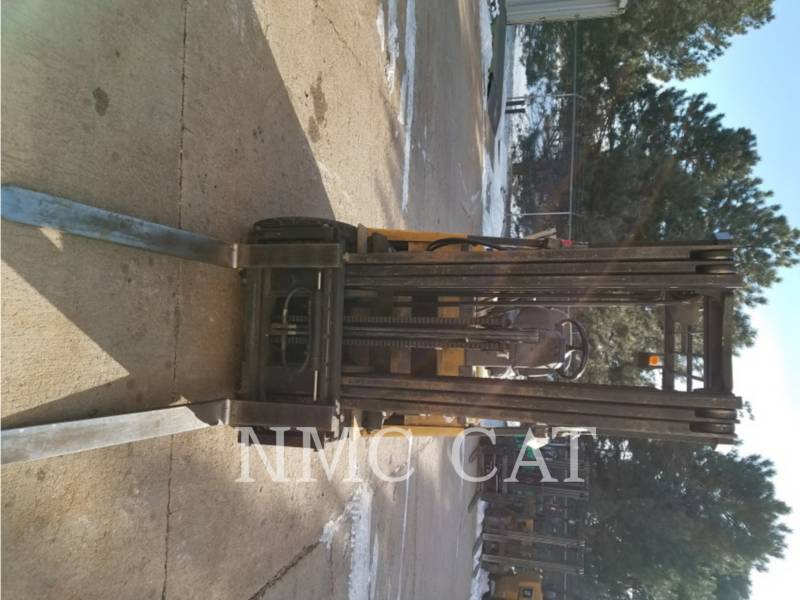 CATERPILLAR LIFT TRUCKS FORKLIFTS 2EC25_MC equipment  photo 4