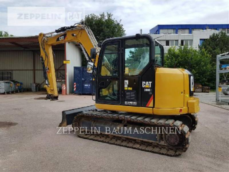 CATERPILLAR ESCAVADEIRAS 308E2CRSB equipment  photo 2