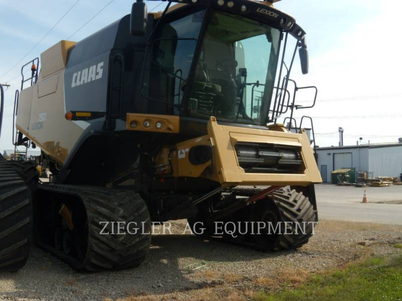 LEXION COMBINE COMBINES 750TT equipment  photo 3