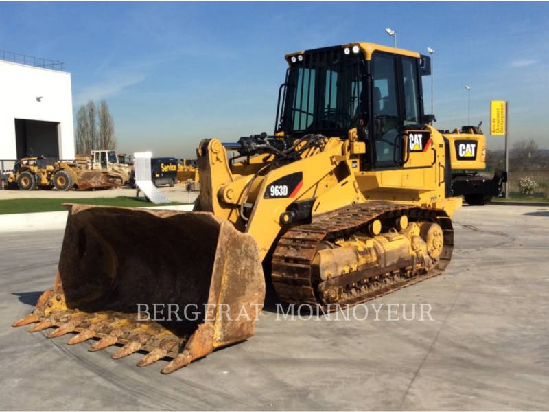 CATERPILLAR CARGADORES DE CADENAS 963D equipment  photo 8