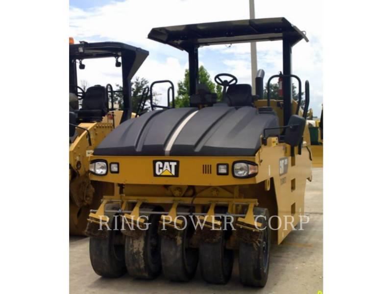 CATERPILLAR PNEUMATIC TIRED COMPACTORS CW16 equipment  photo 1
