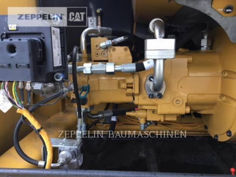 CATERPILLAR MOBILBAGGER M318D equipment  photo 17