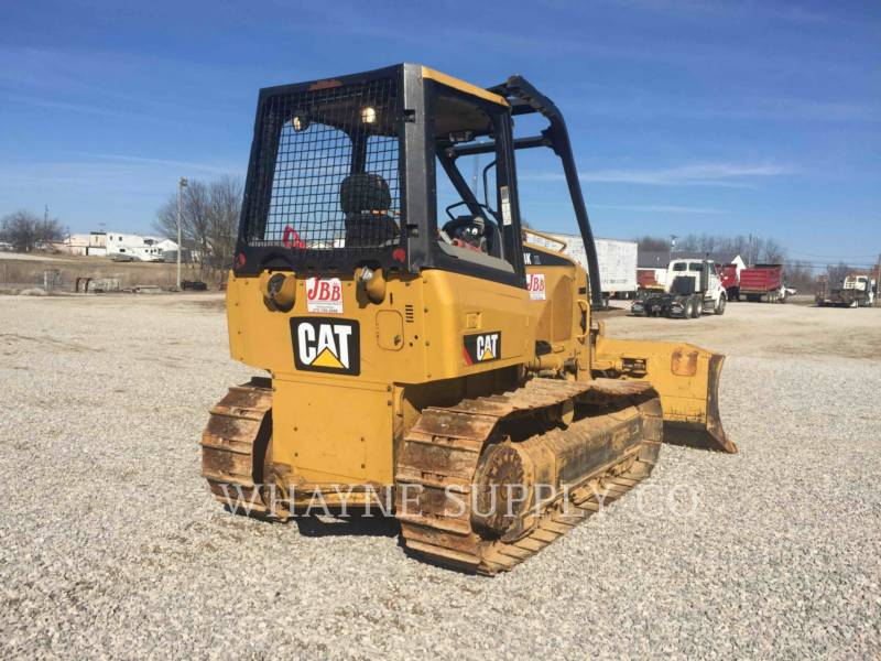 CATERPILLAR TRACTORES DE CADENAS D4KXL equipment  photo 2