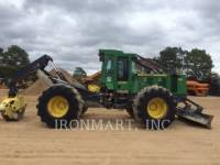 Equipment photo JOHN DEERE 648H FORESTRY - SKIDDER 1
