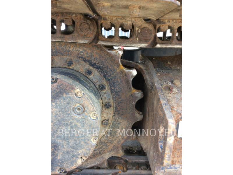 CATERPILLAR KETTEN-HYDRAULIKBAGGER 308ECRSB equipment  photo 8