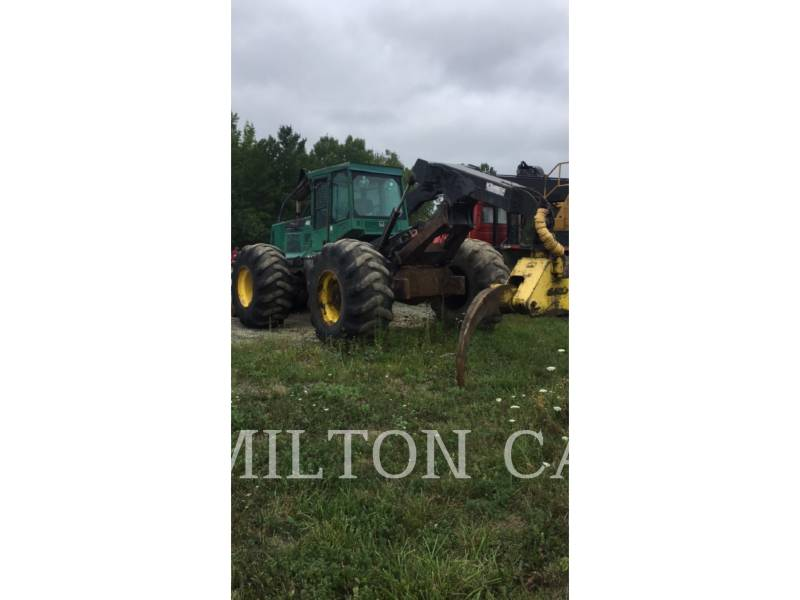 TIMBERJACK INC. SILVICULTURA - TRATOR FLORESTAL 460 equipment  photo 2