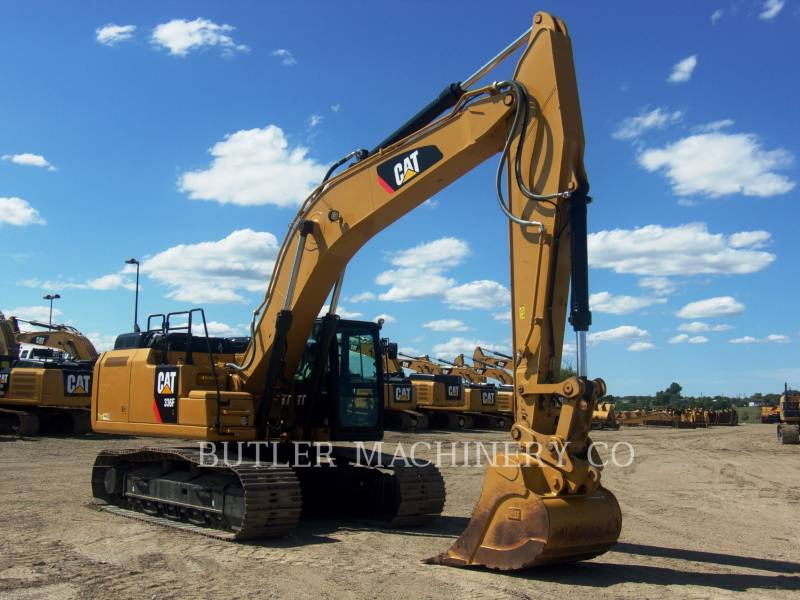 CATERPILLAR KETTEN-HYDRAULIKBAGGER 336 F L equipment  photo 2