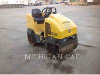 Equipment photo WACKER CORPORATION RD12A-90 VIBRATORY DOUBLE DRUM ASPHALT 1