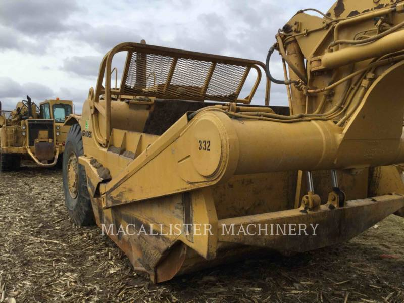 CATERPILLAR SCRAPER PER TRATTORI GOMMATI 627EPP equipment  photo 14