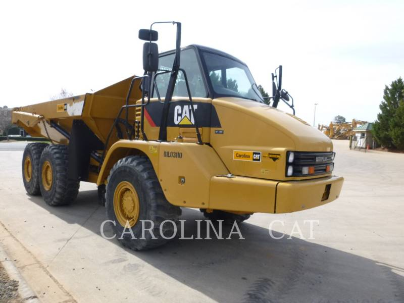 CATERPILLAR CAMIONES ARTICULADOS 725 equipment  photo 5