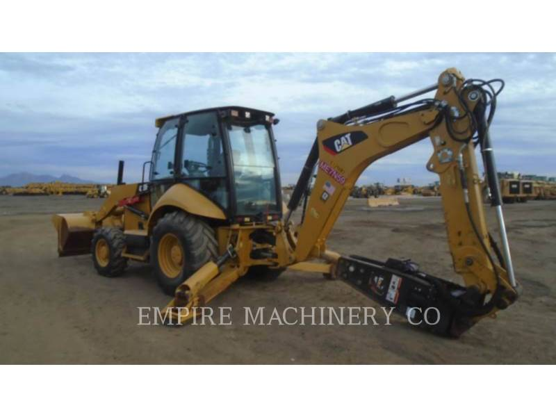 CATERPILLAR BAGGERLADER 420F 4EC P equipment  photo 2