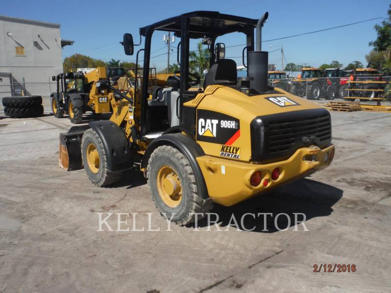 Caterpillar ÎNCĂRCĂTOARE PE ROŢI/PORTSCULE INTEGRATE 906H2 equipment  photo 7