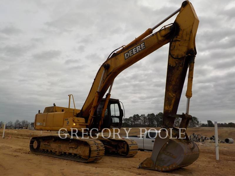 JOHN DEERE EXCAVADORAS DE CADENAS 330C LC equipment  photo 4