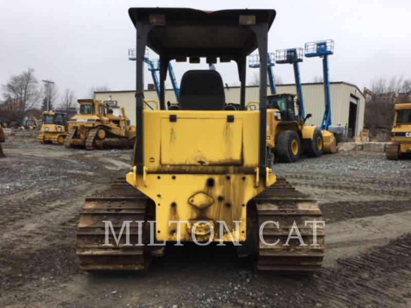 NEW HOLLAND LTD. TRACK TYPE TRACTORS DC100 equipment  photo 5